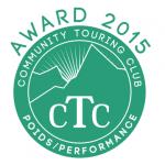 CTC Award poids/performance
