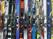Tests 2015 : classement des skis freerando par poids