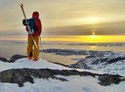 Sedna, freerando au Groenland