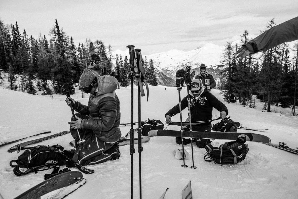 Enak randonne chez lui aux Arcs ©Christophe Stramba-Badiali/CTC