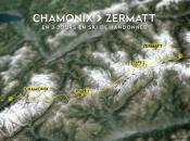 Chamonix-Zermatt en 3 jours