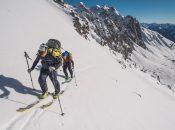 A travers les Alpes : The Line, étape 1