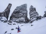 A travers les Alpes : The Line, étape 5