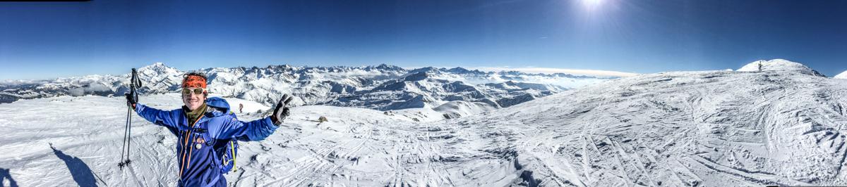 Avec Vivian Bruchez, la montagne est plus grande !