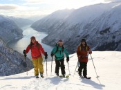 Sogndal : la randonnée en Norvège