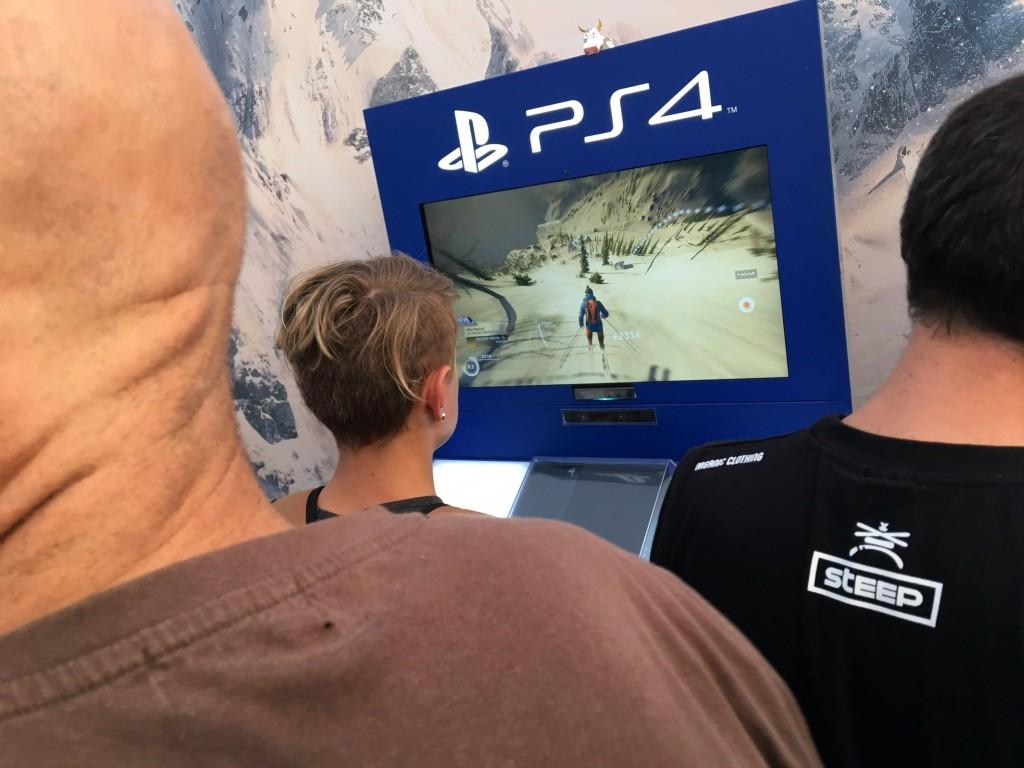 Le nouveau jeu-vidéo Steep