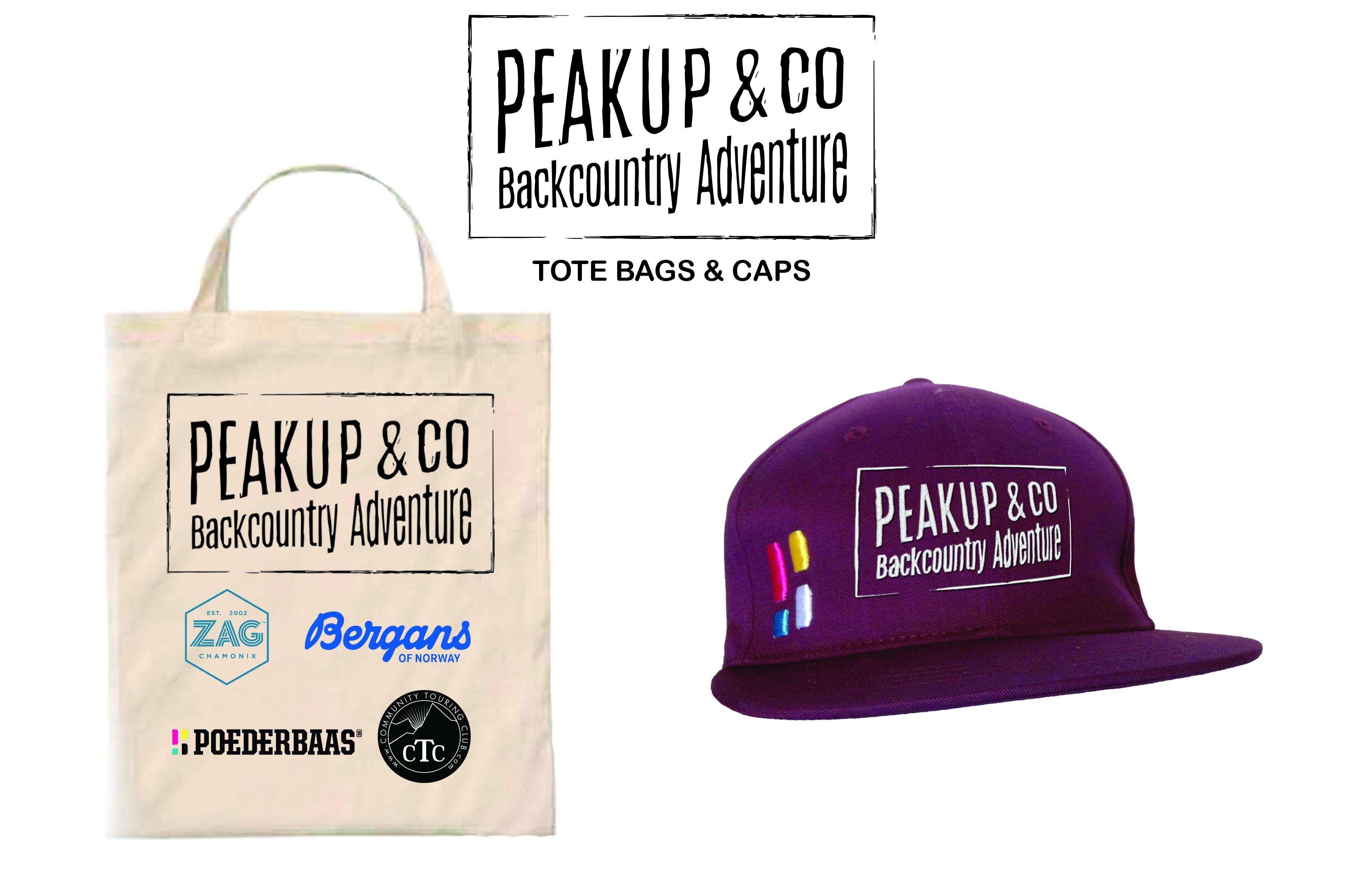 bags et caps event