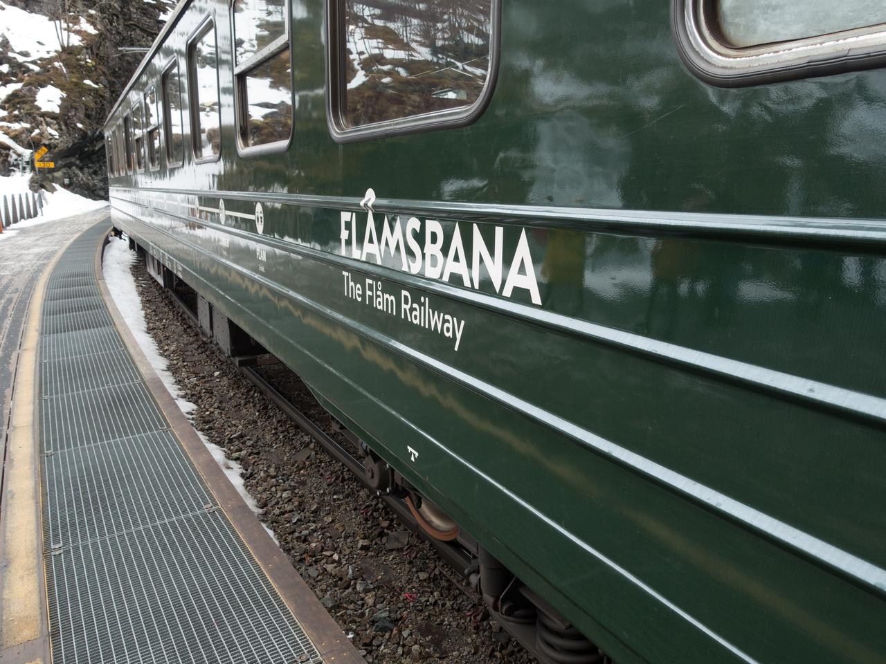 voyage train freerando Norvège volkl