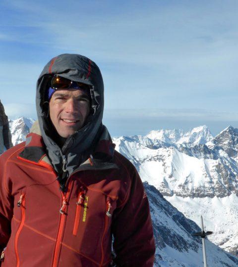 Yann Delevaux - compagnie des Guides de Chamonix