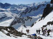 Au coeur de la Patrouille des Glaciers