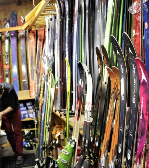 parlez-vous ski