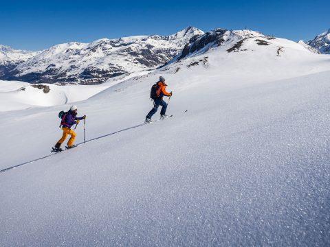 Val d'Isère rendez-vous ski de randonnée