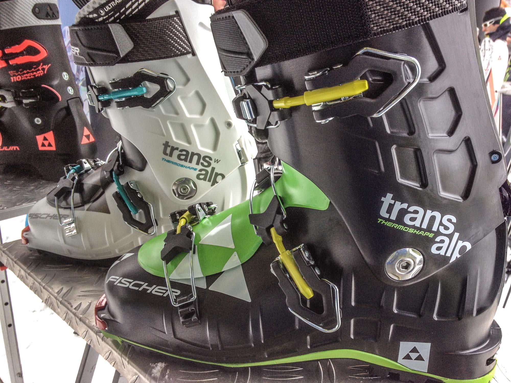 Chaussures Transalp de Fischer
