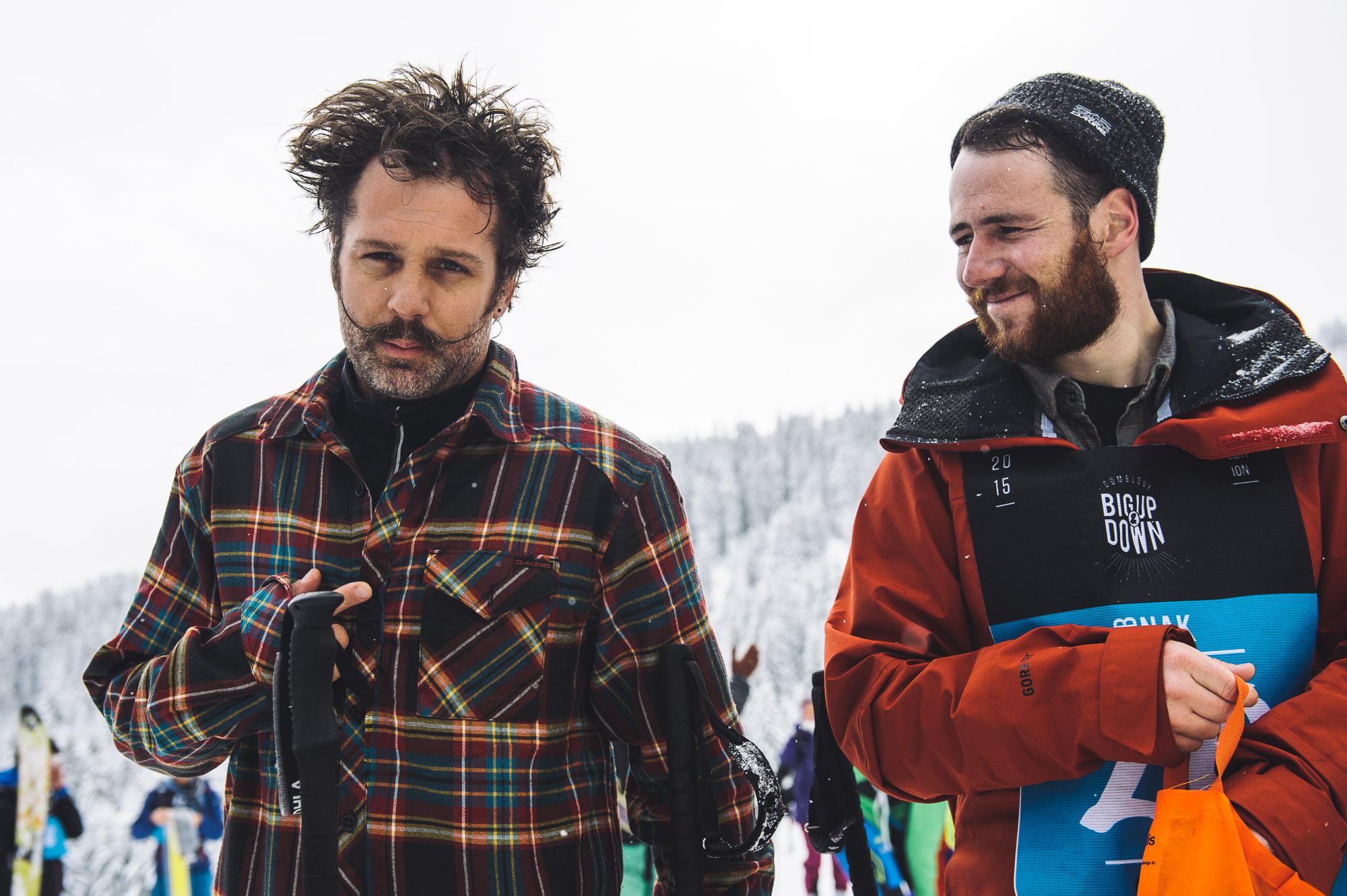 Enak et Jeremy Prevost ©Marc Daviet/CTC