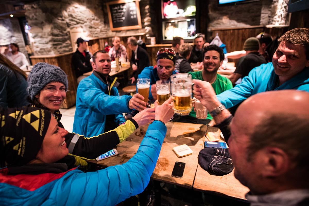 La bière de la victoire !