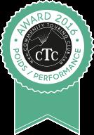 Test 2016 / Award Poids/Performance