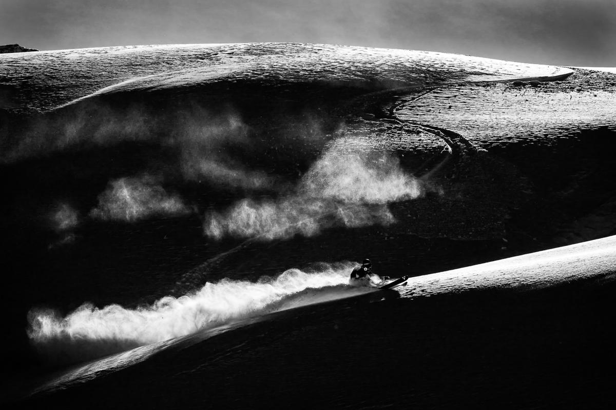 Vainqueur du King of Dolomites 2016 ©Klaus Polzer (rider : Neill Williman)