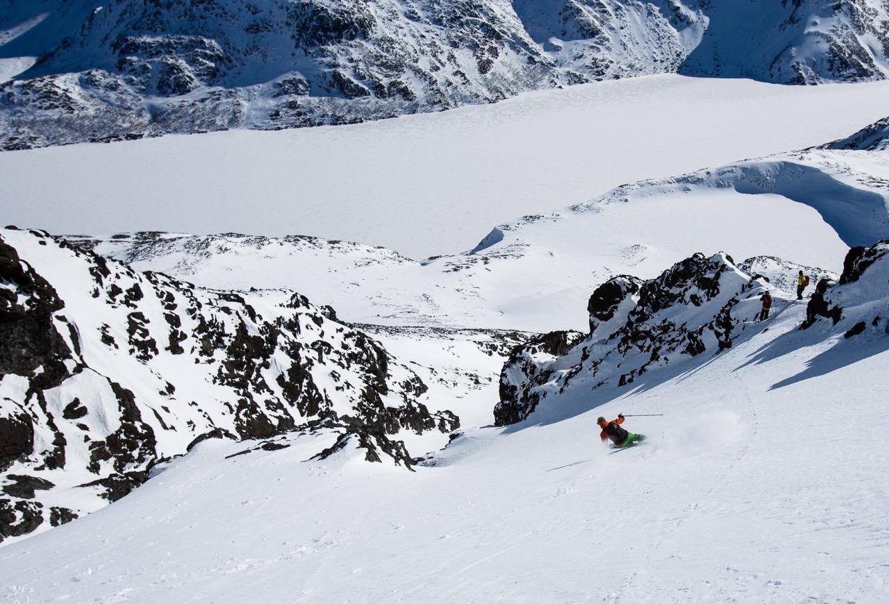Haute-Route Norvège Stian Hagen ©Christian Nerdrum