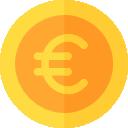 Pictogram prix euro