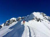 Sortie à Chamonix : la Brèche de Bérard