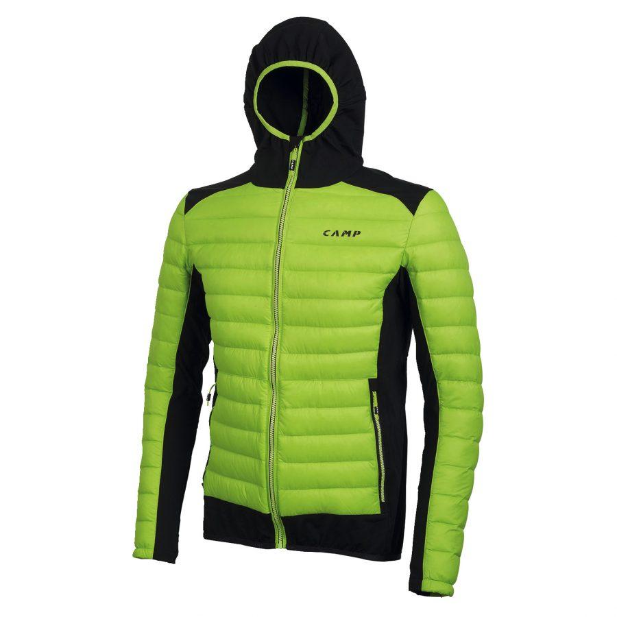 camp hybrid jacket