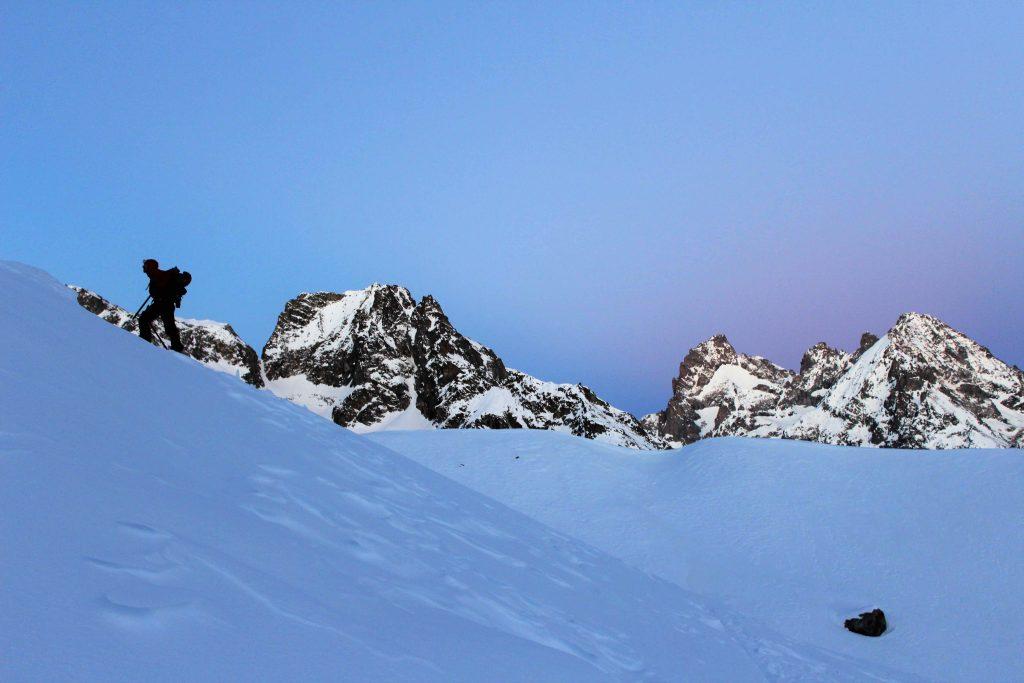 préparer sortie ski rando