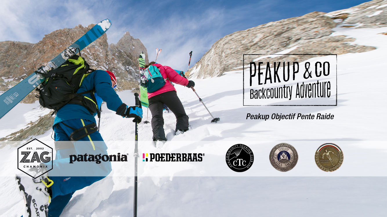 PeakUp & co backcountry adventure