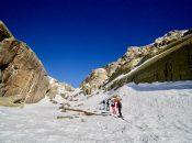 Ski de randonnée dans les Alpes Maritimes – Le Mercantour