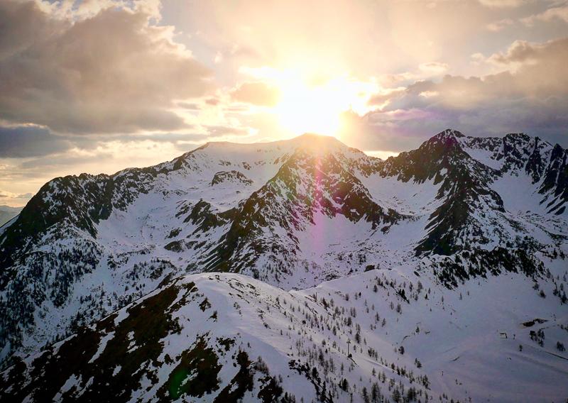 Ski rando Alpes Maritimes Mercantour Julien Depagneux CTC