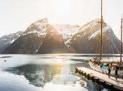 Ski Trip en voilier dans les Alpes de Sunnmøre