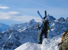 Les bienfaits de l'entrainement en ski de rando pour le trail